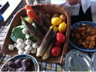 産直野菜と音楽の旅ーことでん琴平線イメージ
