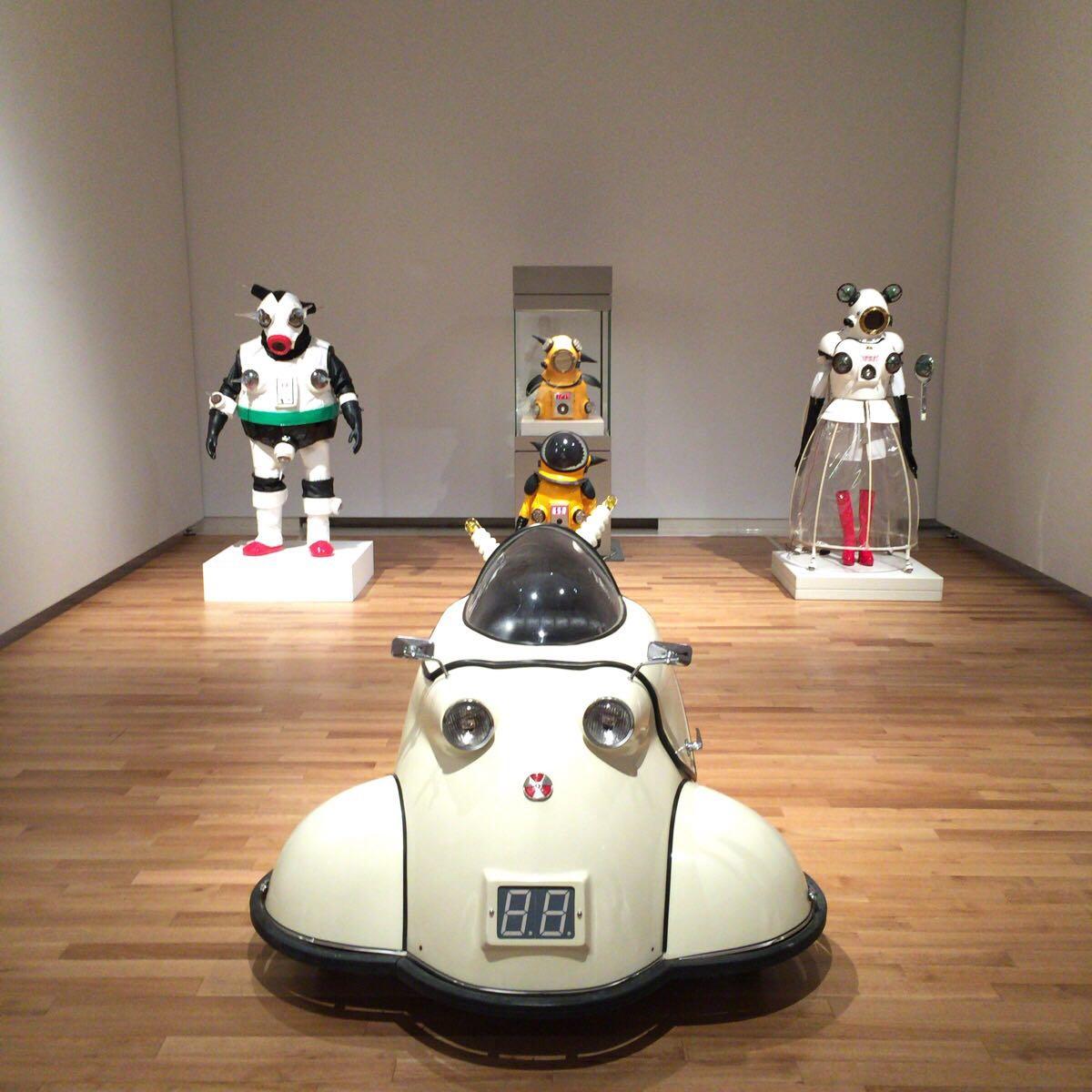 高松市美術館「ヤノベケンジ シネマタイズ」